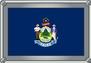 Maine state environmental landscape