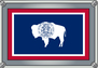 Wyoming state environmental landscape